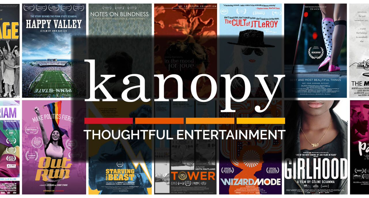 Kanopy Streaming Logo