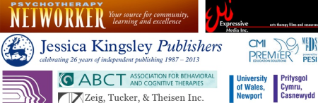 various therapy publisher logos