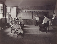 early grade classroom