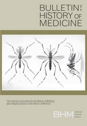 history of medicine cover image