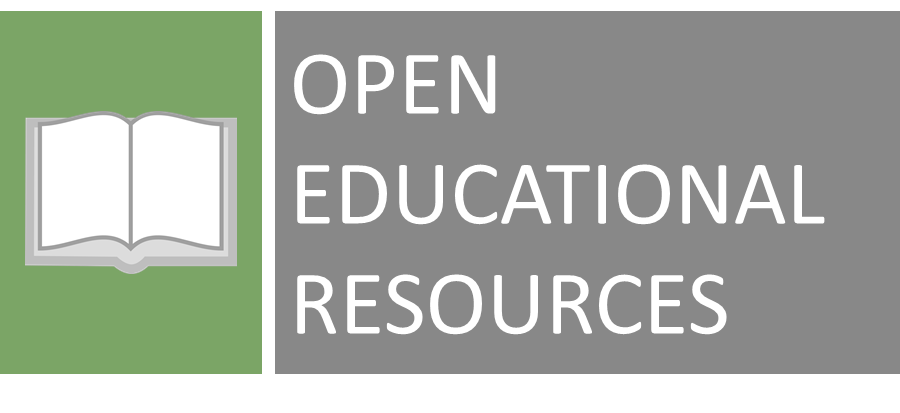 open education resources logo