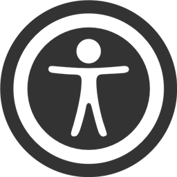 Universal Accessibility Logo