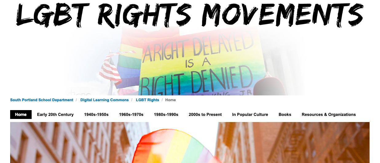 lgbt rights movements