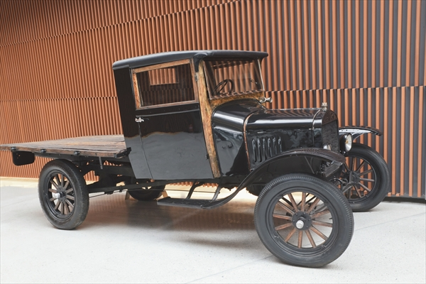 Image of a Model T vehicle