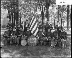 Oxford Citizens Band, 1908