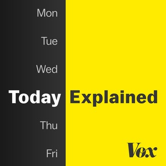 Today, Explained Podcast logo