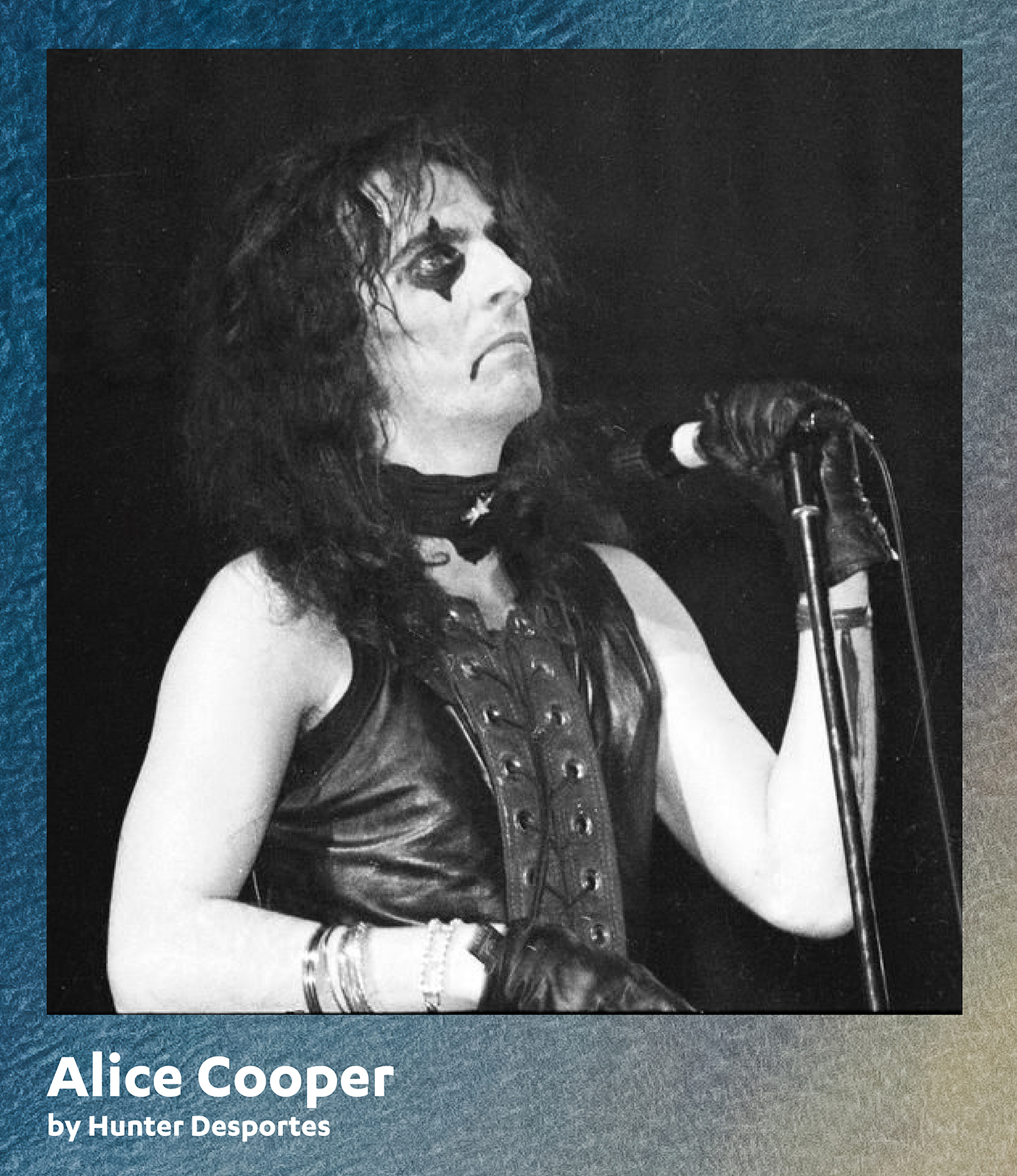 Alice Cooper by Hunter Desportes