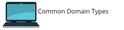 Common Domain Types