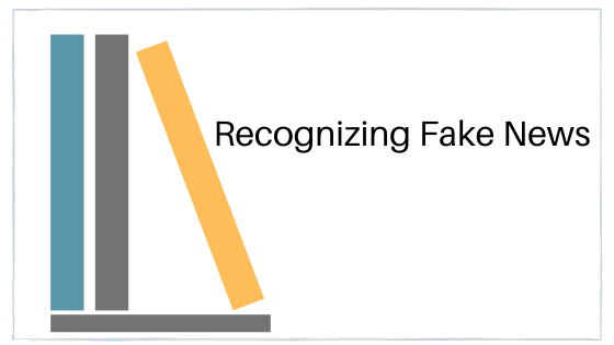 Recognizing Fake News