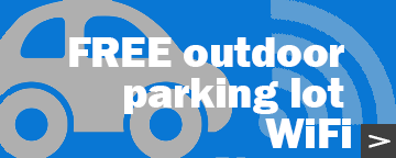 Free outdoor parking lot wifi