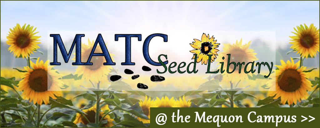 MATC Seed Library at Mequon Campus