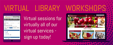 Virtual Library Workshops