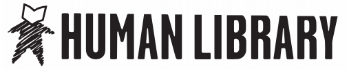 Human Library Logo and Title
