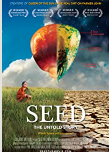Seed: The Untold Story Movie flyer