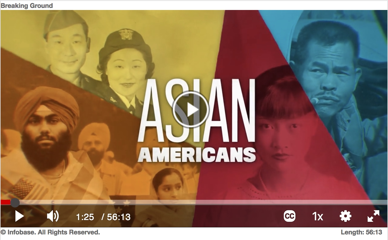 faces of asian americans
