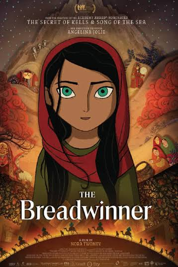 Breadwinner cover art
