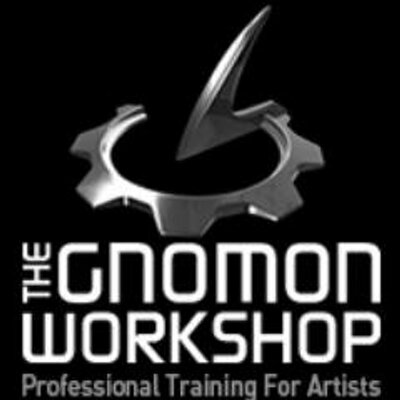 Gnomon Workshop logo