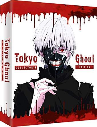 Tokyo Ghoul cover art