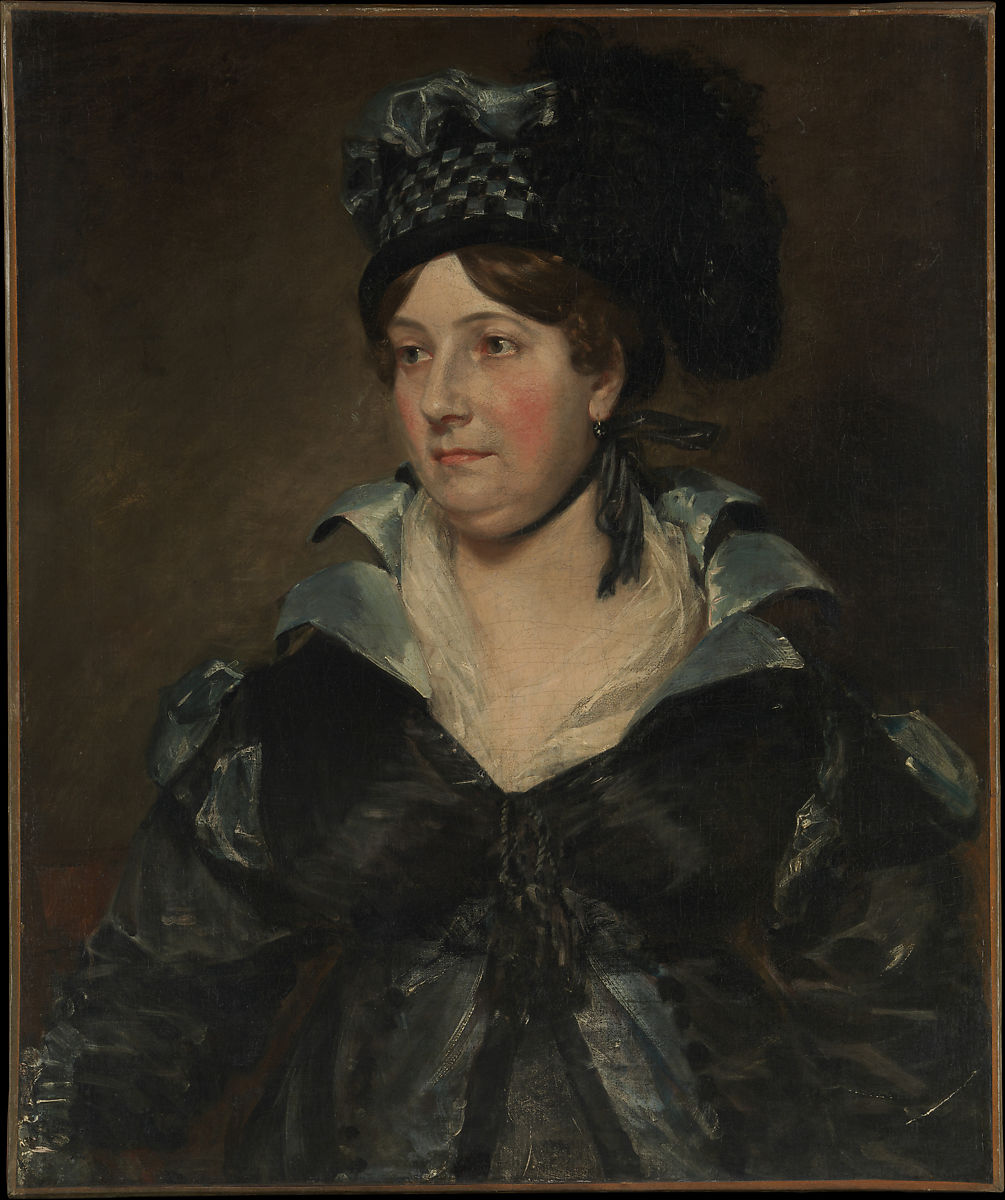 Mrs. James Pulham Sr. (Frances Amys, ca. 1766–1856) by John Constable