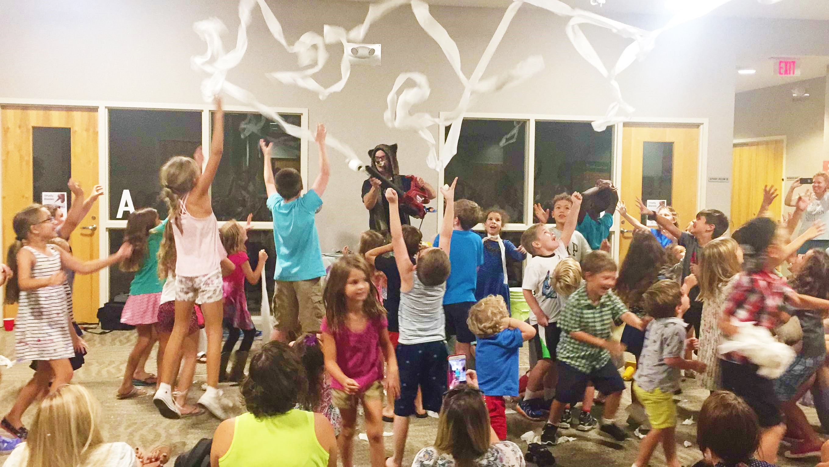 The Insane Science of Fairyland @ Pine Valley Library