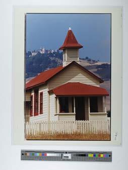 Chapel at San Simeon