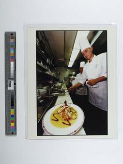 Chef at Salison Lodge Restaurant