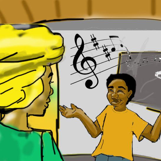 Kiswahili readers - Audio & Text