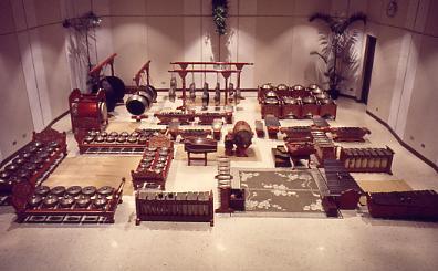University of Hawaiʻi's gamelan proper