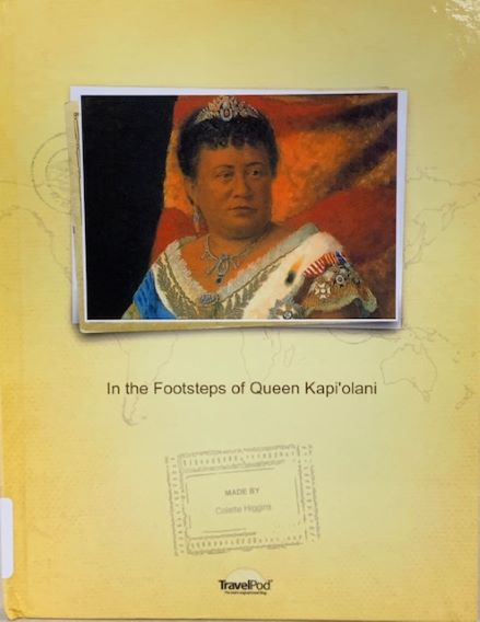 In the Footsteps of Kapiʻolani.