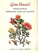 Book cover of Laʻau Hawaiʻi: traditional Hawaiian uses of plants.