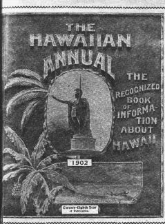Thrum's Hawaiian Annual