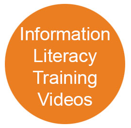 Information Literacy Training Videos