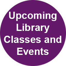 Library Events and Classes