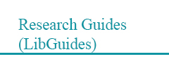 Research Guides (LibGuides): LibGuides are min-websites created by your friendly NCC librarians! These guides will help you conduct your research.
