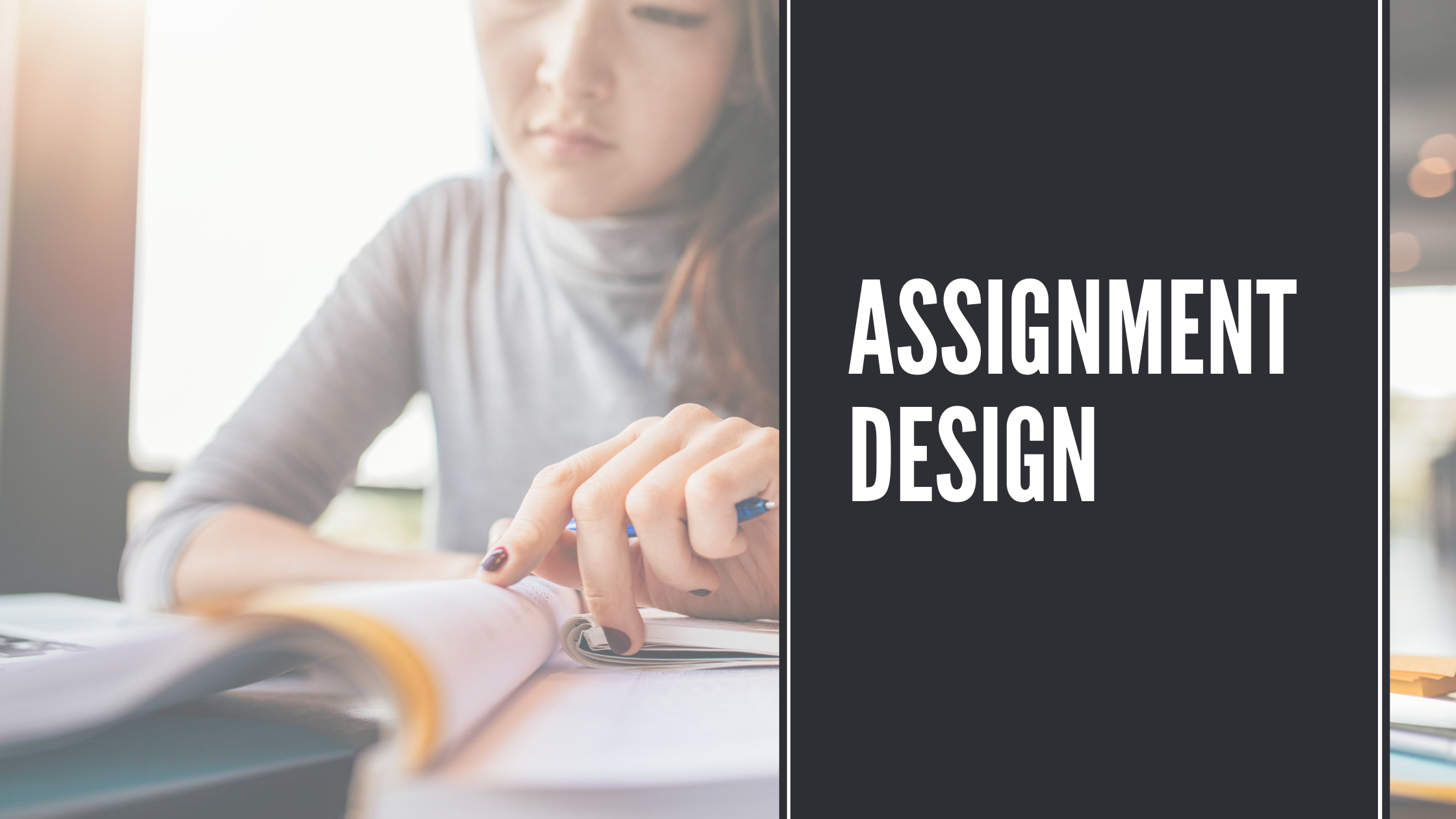 Assignment Design