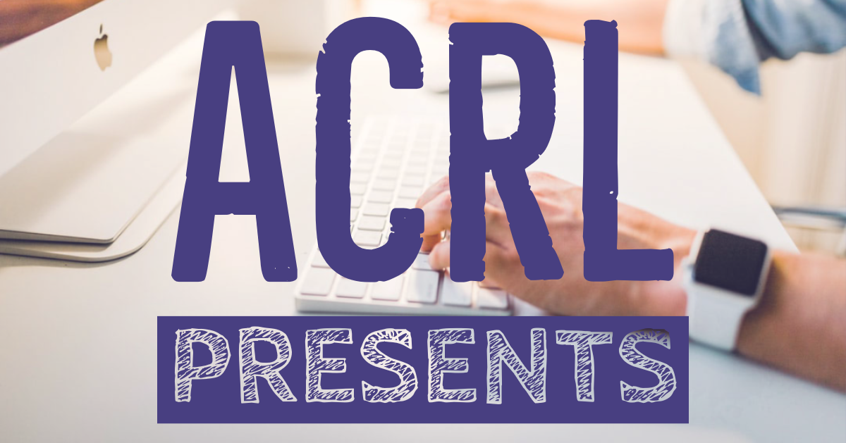 Logo: ACRL Presents