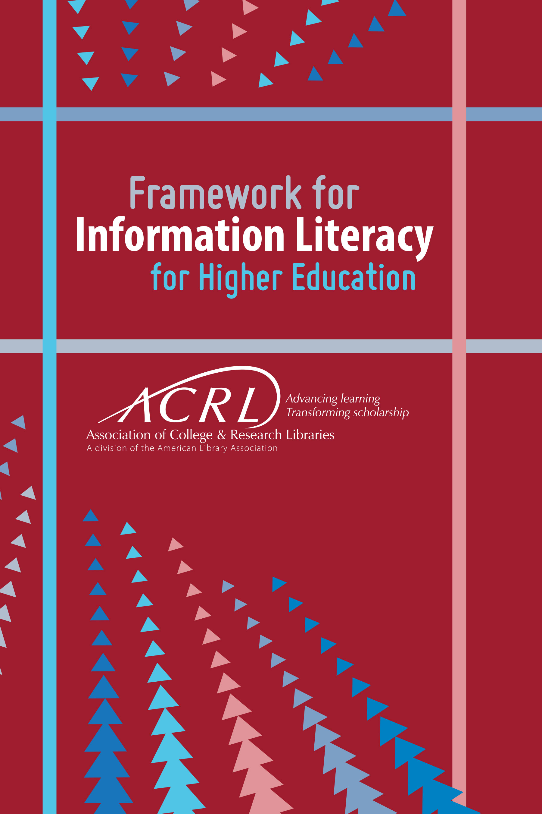 Image of cover of Framework for Information Literacy for Higher Education
