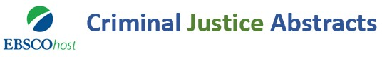 Link to the Crinimal Justice Abstracts database (EBSCO)
