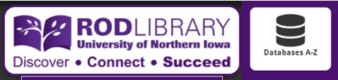 Rod LIbrary Databases A-Z ... click on the option All Subjects to focus on a specific discipline like Education