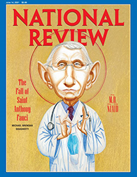 national review cover art