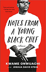 Notes from a Young Black Chef cover art