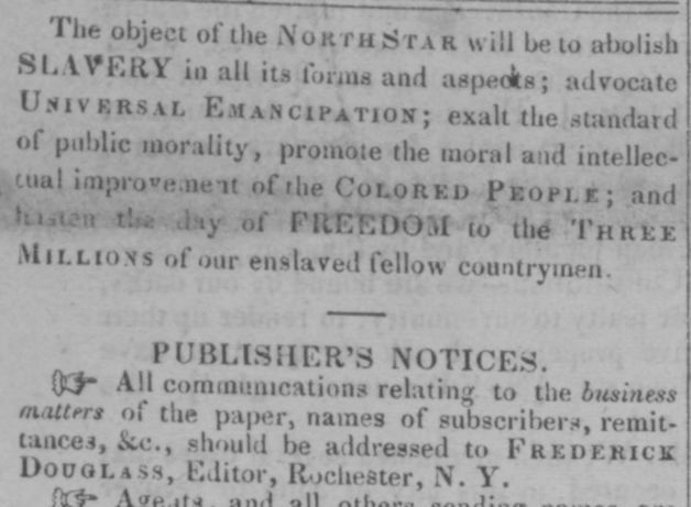 north star newspaper mission statement