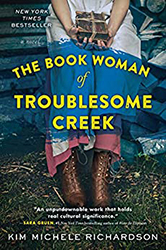 Book Woman of Troublesome Creek cover art
