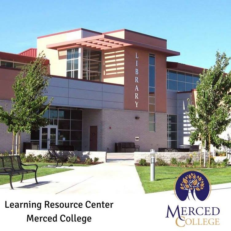 Front of Learning Resource Center Building
