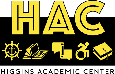 Higgins Academic Center logo