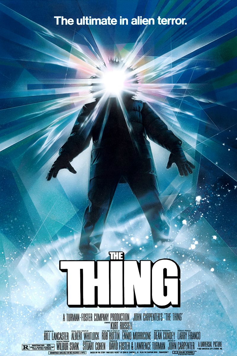 Movie Matinee: The Thing