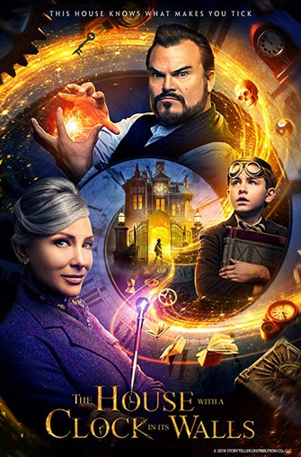 Movie Marathon: The House With a Clock in Its Walls (Sensory & Family Friendly)