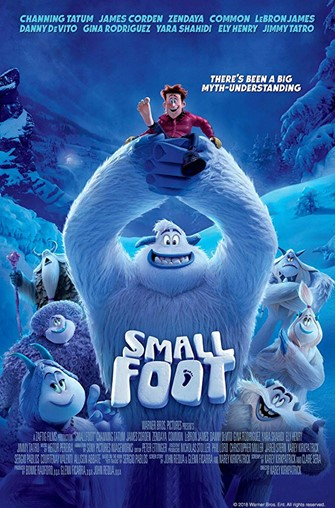 Movie Marathon: Smallfoot in 3D (Sensory & Family Friendly)