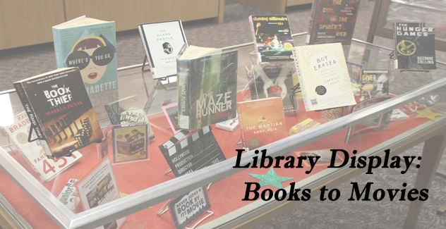 banner for library display