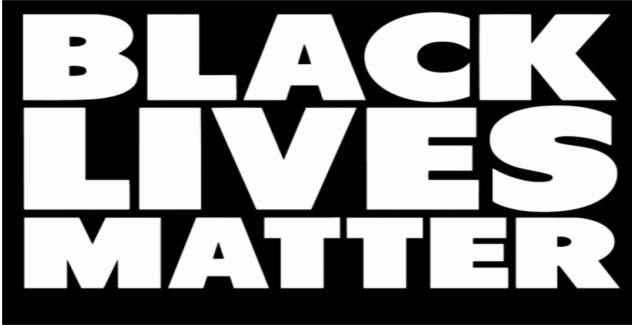 image that reads Black Lives Matter
